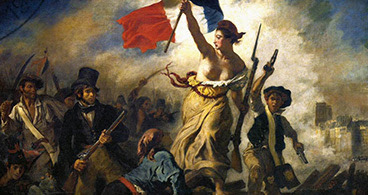 Marianne - Eugène Delacroix - 14 juillet