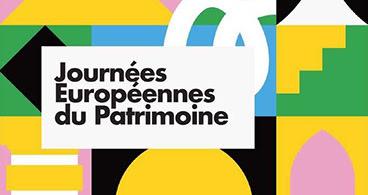 Journées Européennes du Patrimoine 2020, le programme