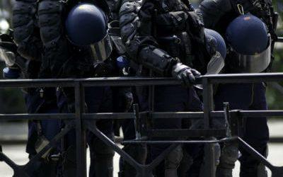 La direction centrale des compagnies républicaines de sécurité: DCCRS