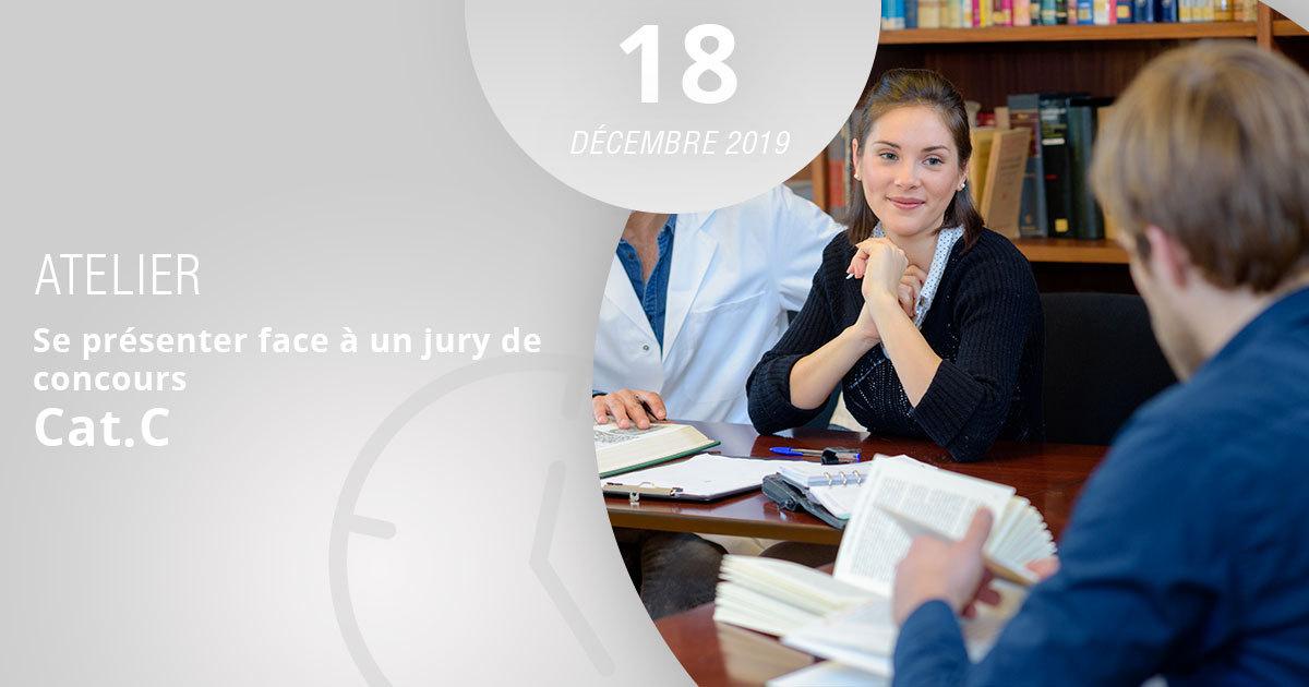 atelier jury catégorie c