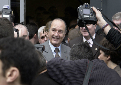Jacques Chirac en cinq dates