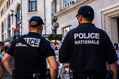 Entrer dans la Police Nationale
