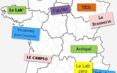 Les laboratoires d'innovation publique