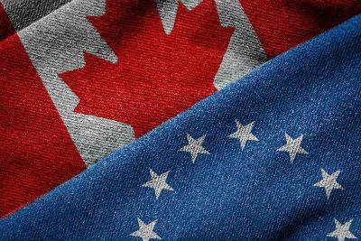 CETA Accord Europe - Canada