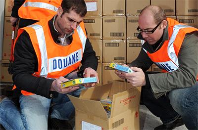 Préparation concours Contrôleur des douanes