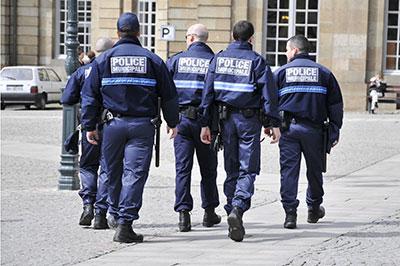 Préparations aux concours Police, Justice, Sécurité