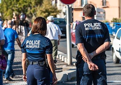 Préparation concours Gardien de police municipale interne