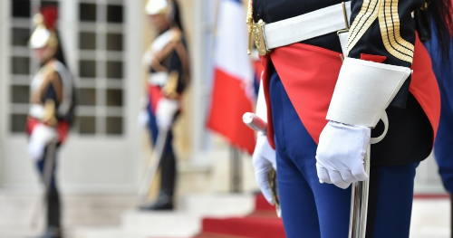 Garde Républicaine France