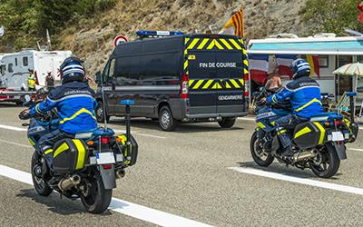 Devenir Gendarme en Unité de police de la route