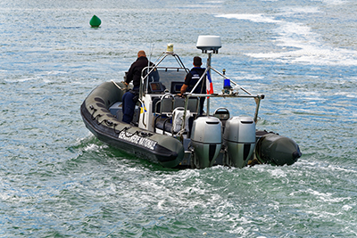 Devenir Gendarme maritime