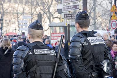 Devenir Gendarme en unité de maintien de l'ordre