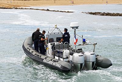 Devenir Gendarme en Unité nautique