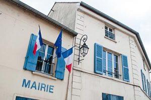 mairie - carte - communale