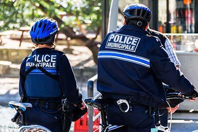 Devenir gardien de police municipale interne