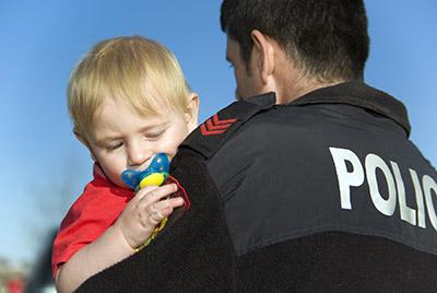 Objectif police : découvrez la plateforme d'échange de la Police Nationale !