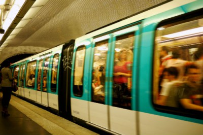 Grand Paris - Transports en commun