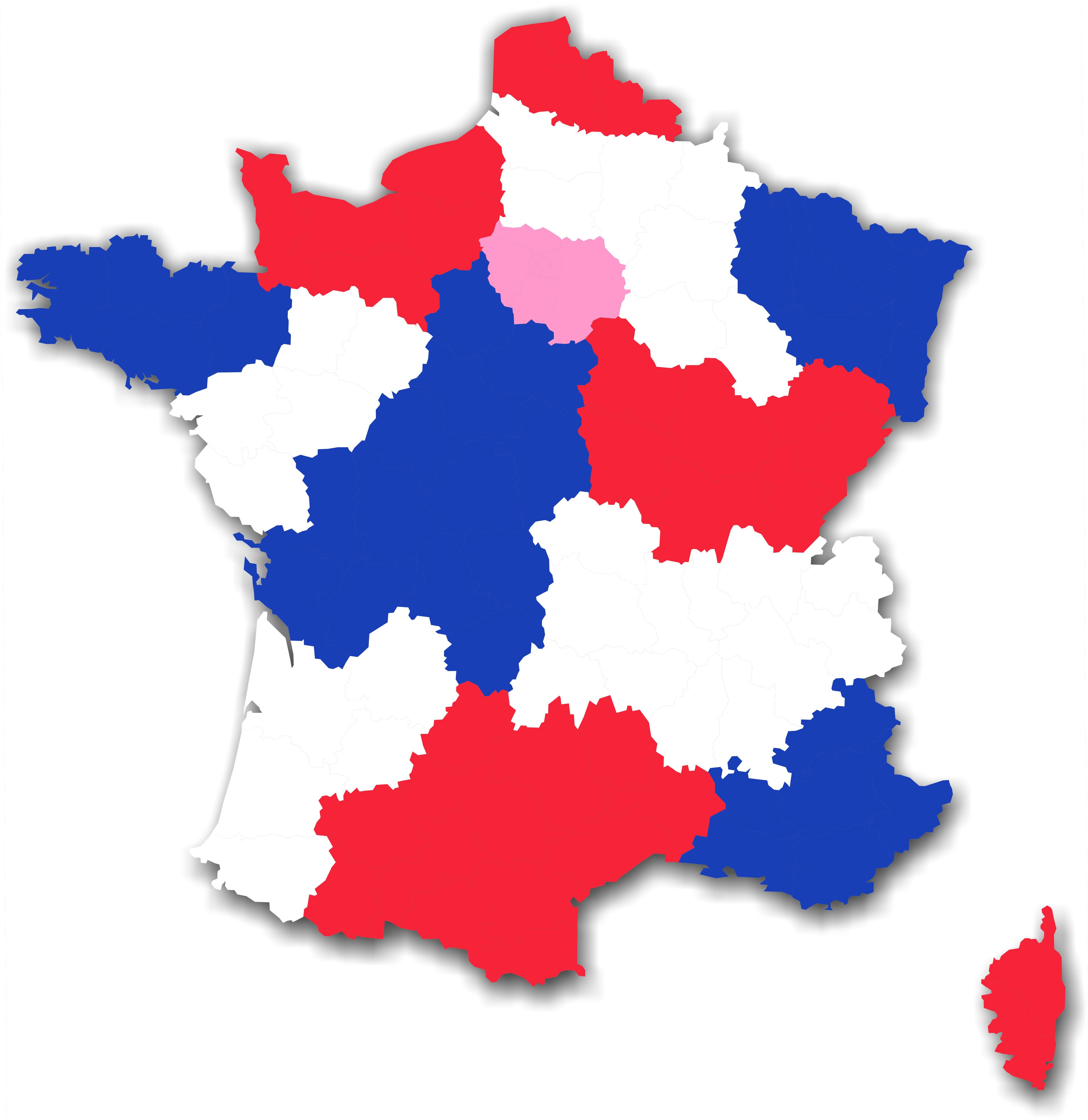 La réforme territoriale en France