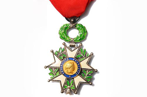 medaille du merite cours servais