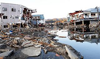 L'intervention internationale après une catastrophe naturelle