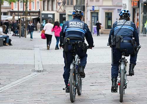 L'armement des policiers municipaux