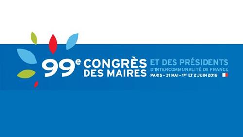 99ème Congrès des Maires et des Présidents d'Intercommunalité