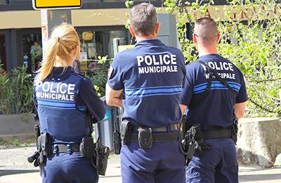 Préparation concours Gardien de police municipale