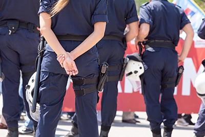 Devenir Policier en maintien de l'ordre