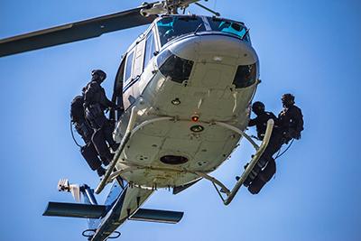 Devenir Policier secouriste en montagne