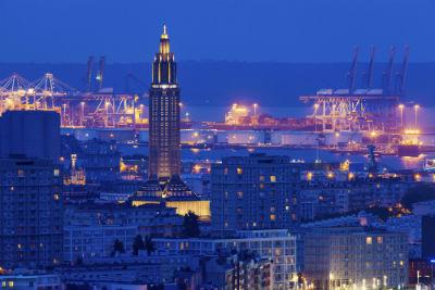 Port du Havre - Contrôleur des douanes