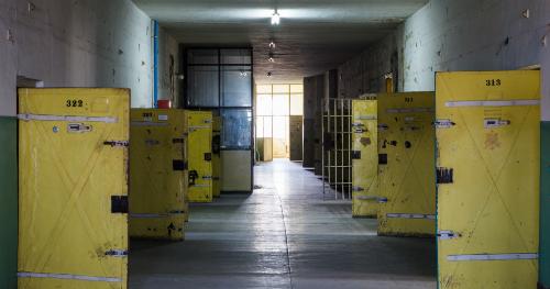 Prison - France - Havrez