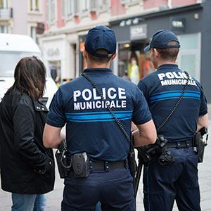 faites le test pour devenir policier