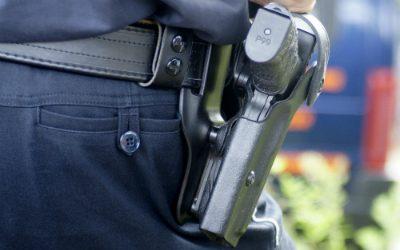 Police nationale : les règles d'ouverture du feu