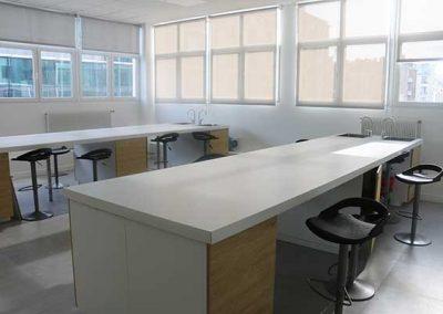 Le Lab - Salle de TP