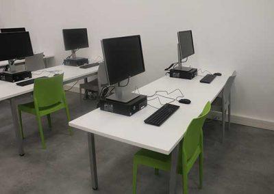 Le Lab - Salle informatique